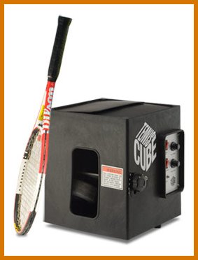 tennis cube machine